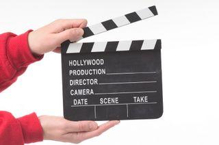 Video clapboard 1